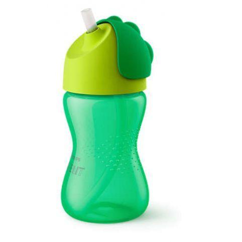 Avent Чаша със сламка 300 ml 12м+ /за момче/ 0521